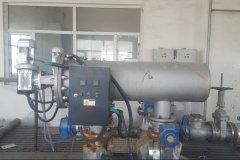 全自动自清洗过滤器扭转污水处理行业发